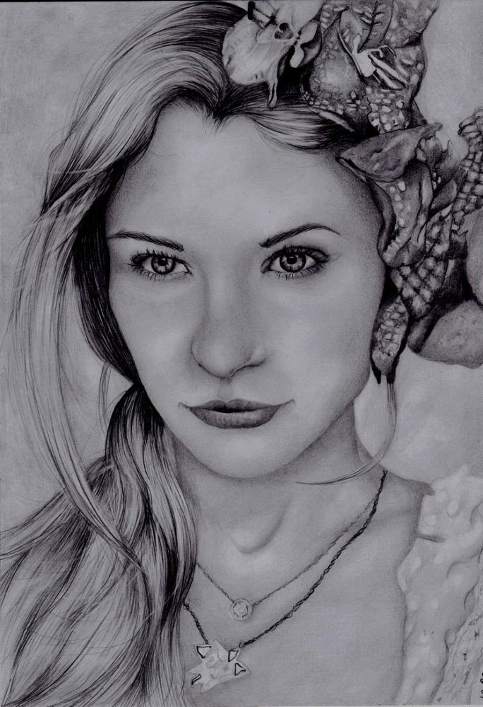 Emilie de Ravin by AffichE